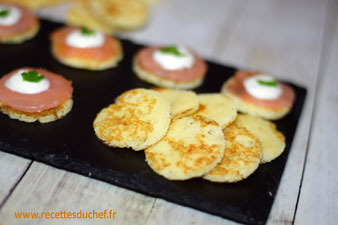 pate a blinis