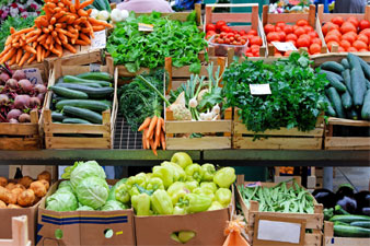 cuisinez legumes frais