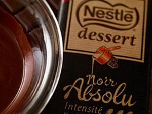 nestle dessert noir absolu