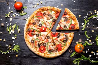 reconnaitre une pizza artisanale