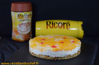 biscuit ricore cappuccino