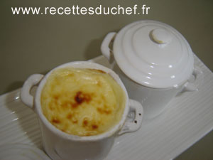 gratin pamplemousse orange