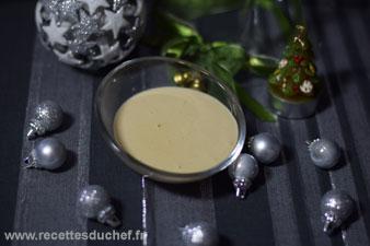 Sauce Cremeuse Au Foie Gras Recette De Grand Chef