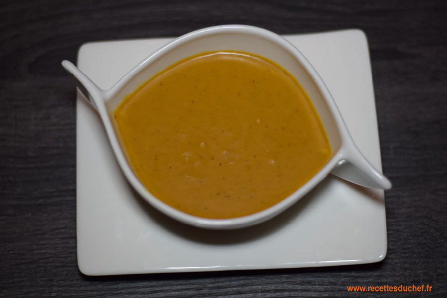 veloute courge curry coco