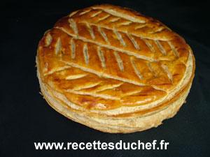 Galette Des Rois La Recette Facile D Un Boulanger